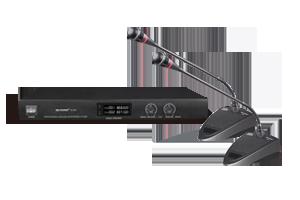 RU-2042 双通道无线会议麦克风